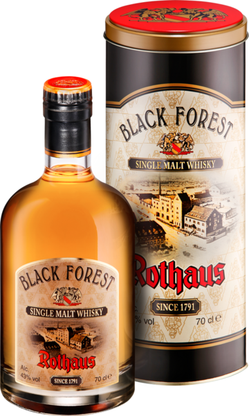 Rothaus Blackforest Single Malt Whisky 2009