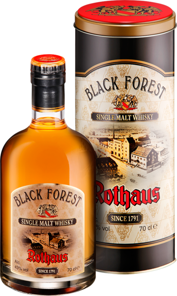 Rothaus Blackforest Single Malt Whisky 2012
